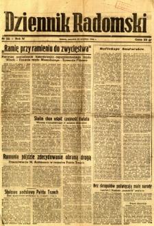 Dziennik Radomski, 1943, R. 4, nr 230