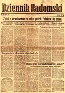 Dziennik Radomski, 1943, R. 4, nr 282