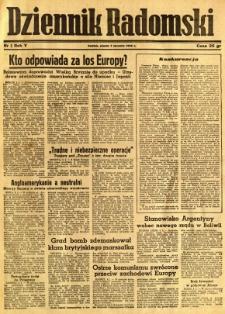 Dziennik Radomski, 1944, R. 5, nr 5