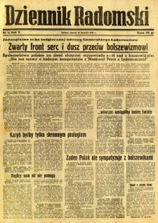 Dziennik Radomski, 1944, R. 5, nr 13