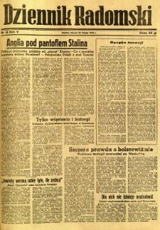 Dziennik Radomski, 1944, R. 5, nr 49