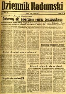 Dziennik Radomski, 1944, R. 5, nr 50
