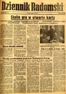 Dziennik Radomski, 1944, R. 5, nr 125