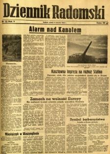 Dziennik Radomski, 1944, R. 5, nr 133
