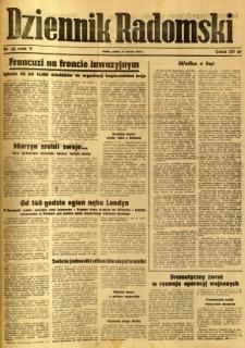 Dziennik Radomski, 1944, R. 5, nr 146