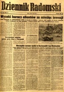 Dziennik Radomski, 1944, R. 5, nr 160