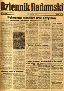 Dziennik Radomski, 1944, R. 5, nr 163