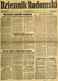 Dziennik Radomski, 1944, R. 5, nr 275