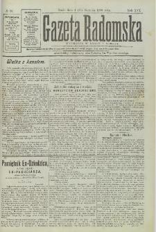 Gazeta Radomska, 1899, R. 16, nr 66