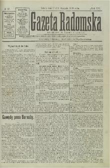 Gazeta Radomska, 1899, R. 16, nr 67