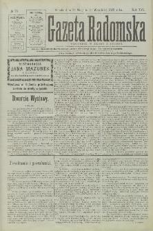 Gazeta Radomska, 1899, R. 16, nr 73