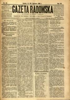 Gazeta Radomska, 1890, R. 7, nr 52