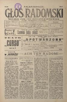 Głos Radomski, 1918, R. 3, nr 224