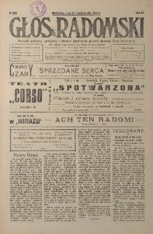 Głos Radomski, 1918, R. 3, nr 226