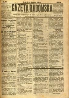 Gazeta Radomska, 1890, R. 7, nr 66