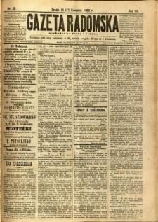 Gazeta Radomska, 1890, R. 7, nr 68