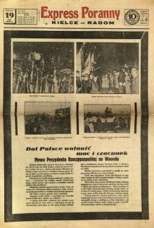 Express Poranny, 1935, R. 14, nr 42