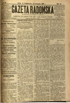 Gazeta Radomska, 1890, R. 7, nr 90