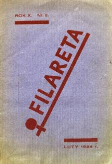 Filareta, 1934, R. 10, nr 2