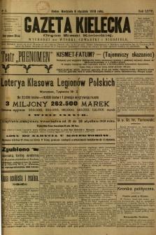 Gazeta Kielecka, 1918, R. 47, nr 3