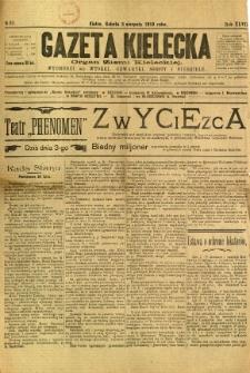 Gazeta Kielecka, 1918, R. 47, nr 92