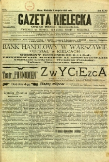 Gazeta Kielecka, 1918, R. 47, nr 93