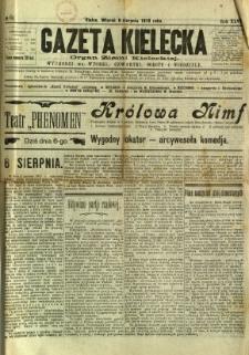 Gazeta Kielecka, 1918, R. 47, nr 94