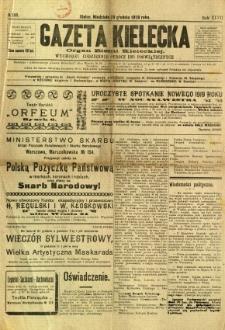 Gazeta Kielecka, 1918, R. 47, nr 188