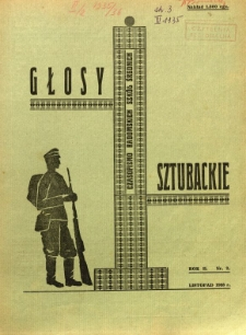 Głosy Sztubackie, 1935, R. 2, nr 2