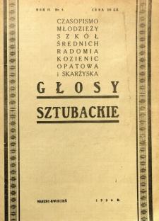 Głosy Sztubackie, 1936, R. 2, nr 5