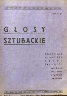 Głosy Sztubackie, 1937, R. 3, nr 3
