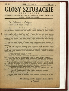 Głosy Sztubackie, 1946, R. 7, nr 2