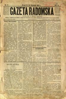 Gazeta Radomska, 1894, R. 11, nr 9