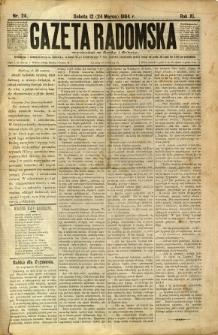 Gazeta Radomska, 1894, R. 11, nr 24