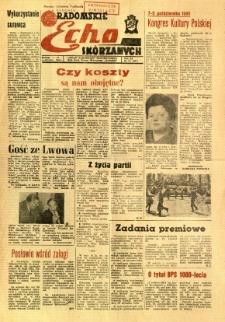 Radomskie Echo Skórzanych, 1966, R. 11, nr 26