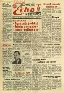 Radomskie Echo Skórzanych, 1966, R. 11, nr 32