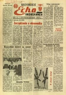 Radomskie Echo Skórzanych, 1966, R. 11, nr 33