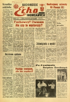 Radomskie Echo Skórzanych, 1967, R. 12, nr 3