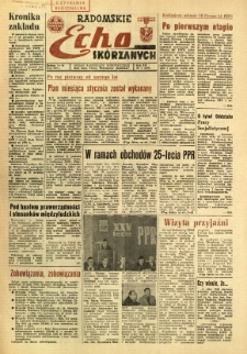 Radomskie Echo Skórzanych, 1967, R. 12, nr 4