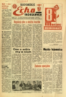 Radomskie Echo Skórzanych, 1967, R. 12, nr 7