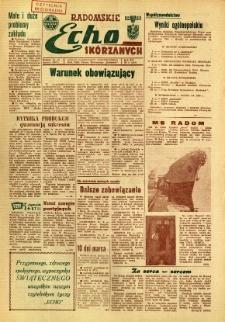 Radomskie Echo Skórzanych, 1967, R. 12, nr 8