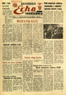 Radomskie Echo Skórzanych, 1967, R. 12, nr 13