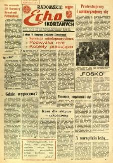 Radomskie Echo Skórzanych, 1967, R. 12, nr 18