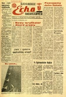 Radomskie Echo Skórzanych, 1967, R. 12, nr 21