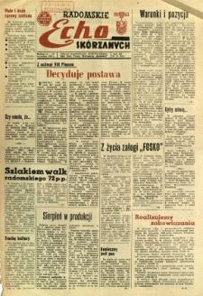 Radomskie Echo Skórzanych, 1967, R. 12, nr 25