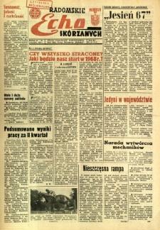 Radomskie Echo Skórzanych, 1967, R. 12, nr 26