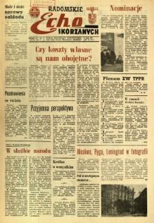 Radomskie Echo Skórzanych, 1967, R. 12, nr 28
