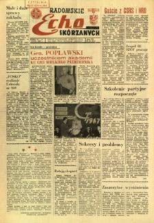 Radomskie Echo Skórzanych, 1967, R. 12, nr 29