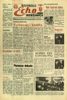 Radomskie Echo Skórzanych, 1967, R. 12, nr 31