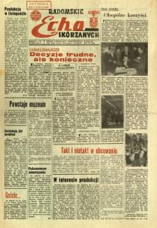Radomskie Echo Skórzanych, 1967, R. 12, nr 33
